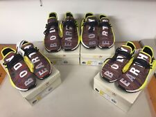 Adidas Pharell PW Human Race NMD Trail multi color AC7360 Sizes 7,7.5,10