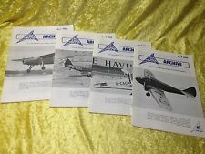 Air-Britain Archive - Year Sets - 4 Quarterly Issues - Your Choice