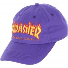 Casquette Thrasher Flame Old Timer
