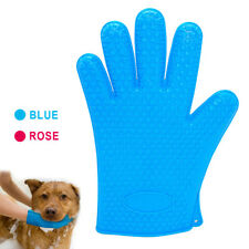 Dog Grooming Glove Cleaning Brush Magic Glove Mitt Pet Cat Massage Hair Removal