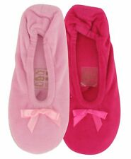 Chaussons Ballerines Enfant Fille lot de 2