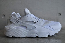 Nike Air Huarache Triple White - White/White-Pure Platinum