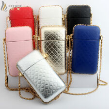Evening Handbag Chain Purse Clutch Messenger Women Bag diamond Lattice Crossbody