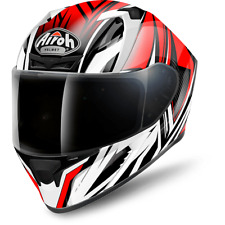 CASQUE ROUTE AIROH FULL RACE VALOR CONQUER RED GLOSS TAILLES XS < XXL