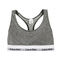 Calvin Klein - Top Trunk gris Mujer chica