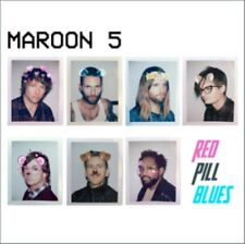 MAROON 5 - Red Pill Blues NUOVO CD