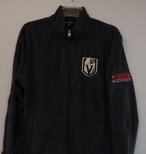 Vegas Golden Knights Embroidered Mens Polar Fleece Jacket XS-6XL, LT-4XLT New