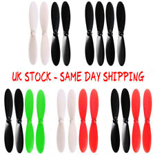 GENUINE Hubsan X4 Propellers Blade Set Props NOT COPIES All colours UK Seller