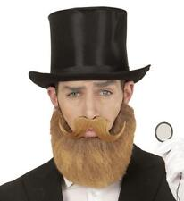 Hipster Gentleman Lord Mayor Monopoly President Beard and Moustache Blonde