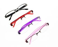 Unisex TR90 Multi-Color Half Frame Reader Reading Glasses +1.00 ~ +4.00 New