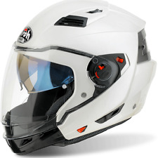 CASQUE AIROH EXECUTIVE MODULAR LINE COLOR WHITE GLOSS CHOIX TAILLE XS / XL