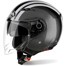 CASQUE AIROH URBAN JET CITY ONE FLASH ANTHRACITE GLOSS CHOIX TAILLE XS / XL