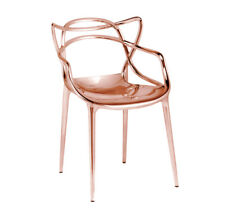 KARTELL sedia MASTERS METALLIZZATA PRECIOUS COLLECTION by Philippe Starck