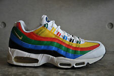 """Nike Air Max 95 """"Olympic"""" 2004 - Wht/Met Gold-Chle Rd-Photo Blu"""