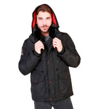 Geographical Norway - Chaqueta Candidat negro Hombre chico