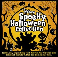 Artisti Vari - DISNEY spaventoso per Halloween Collection NUOVO CD