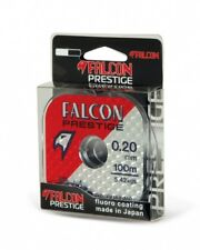 Filo da Pesca Falcon Prestige 100 Mt Fluoro Coated NEW