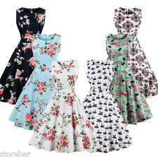 Robe Rockabilly Pinup Vintage pin up années 50's 60s Swing Robes de bal mariée