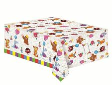 Moshi Monsters Theme Table Cover Characters Birthday Party Deco Tablecloths