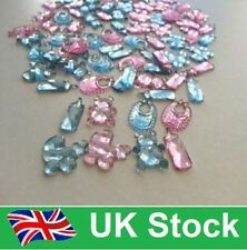 50 Baby Shower Christening Boy/ Girl Party Table Confetti / Sprinkles-Fast Post