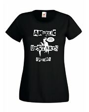 Angelic Upstarts Women's T-Shirt, Punk Rock, Oi, New Wave,-free delivery