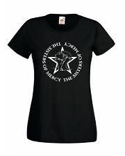 """The Sisters Of Mercy"" Logo Female Fit T-Shirt, Rock, Goth -free delivery"