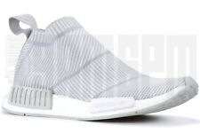 Adidas NMD CS1 PRIMEKNIT CITY SOCK GREY WHITE citysock boost nerd pharrell