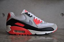 """Nike Air Max 90 HOA """"History of Air"""" Infrared OG 2005 - Wht/Cmnt Gry-Infrrd-Blk"""