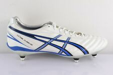 ASICS mortel FLASH DS ST blanc hommes Chaussures de rugby rugby CHAUSSURES SPORT