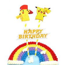 POKEMON CAKE BUNTING Banner Topper Decoration Birthday Party