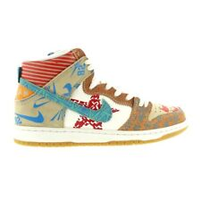 "NIKE -  NIKE SB DUNK HIGH x THOMAS CAMPBELL "" What The Dunk ""  -"