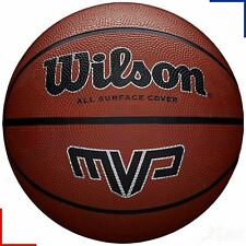Wilson MVP Traditional Heritage Outdoor Series Basketball Brown Size 5 or 7