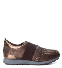 BASS3D by Xti - Zapatillas color bronce Mujer chica