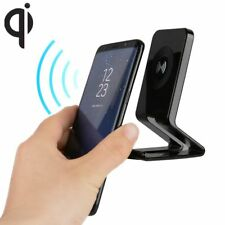 Quick Charging Dock Qi Wireless Charger for iPhone X 8/8 Plus Samsung Note 8 S8