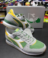 Diadora Chaussures sportif Trainers Shoes Sport Gris MALONE 2018 Homme