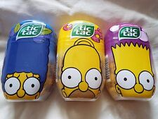 Tic Tac SWEETS 98g Simpsons Marge blueberry NEW & SEALED