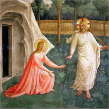 Poster Noli Me Tangere, 1442 - Fra Angelico