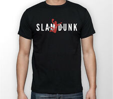 Air Slam Dunk Sakuragi Hanamichi Anime Manga Unisex Tshirt T-Shirt Tee ALL SIZES