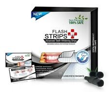 NEW TEETH WHITENING BAMBOO CHARCOAL STRIPS 28 STRIPS 14 POUCHES 2WEEKS SUPPLY UK