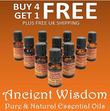Essential Oils 10ml | Pure and Natural Aromatherapy High Quality Oil Selection