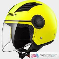Casco LS2 AIRFLOW L OF562 Solid H-V Yellow