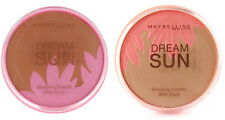 MAYBELLINE DREAM SUN Polvo Bronceador Bronce Con / Colorete [2 Shades