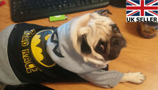 Batman Dog Pet Clothes Hoodie Coat Jacket Costume Outfits Winter Halloween