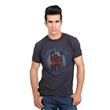 Camisetas -  Amplified Negro Hombre No Aplica Amplav300whocc 9739206