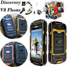 "4 Color 4"" Discovery V8 Android 3G Rugged Smart Phone MTK6572 GPS Dual Core/Sim"