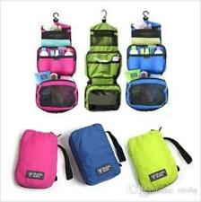 New Travel Mate Expandable Folding Waterproof Hanging Toiletry Cosmetic Wash Bag