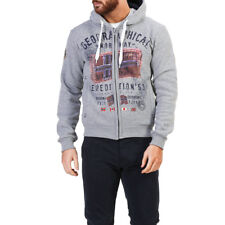 GEOGRAPHICAL NORWAY Sudadera Hombre color gris Filliam_man ORIGINAL