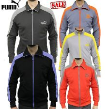 PUMA Mens LS Eagle Point Sports Track Jackets Sweatshirts Jumpers Tops UK Size