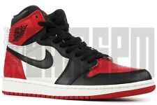 Nike AIR JORDAN 1 RETRO HIGH OG 8 9 10 11 12 BRED TOE RED BLACK WHITE top 3 aj1