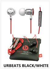 Monster Beats by Dr Dre URBEATS In Ear Earphones 2 Colour (100% Genuine)